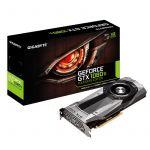 GigaByte GV-N108TD5X-B - Carte Graphique GeForce GTX 1080Ti Founders Edition 11 Go