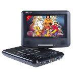 "Tomy VR122 - Lecteur DVD portable rotatif 7"""