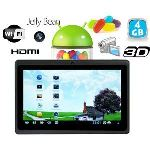 """Yonis Y-tt2g4 - Tablette tactile 7"""" sous Android 4.1 (4 Go interne)"""