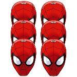 6 Masques The Amazing Spiderman