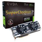 Evga Carte graphique GeForce GTX 1080 SC2 Gaming iCX