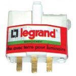 Legrand Fiche DCL pour luminaire 2 phases + terre