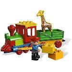 Duplo 6144 - Ville : Le train du zoo