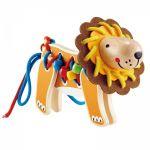 Hape E1048 - Lion à lacer