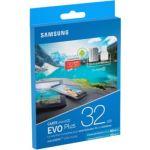 Samsung MB-BO32DAC - Carte mémoire 32 Go Classe 10 + 2 adap.