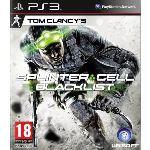 Splinter Cell Blacklist sur PS3