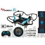 Modelco Mini drône caméra 8C