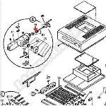 Laars 1211061 - Ressort de régulateur de chaudière Laars LLG 250