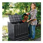 Garantia Eco-King 400 L - Bac à compost