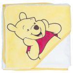 Babycalin Carré de bain Winnie 80 x 80 cm