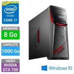 Asus G11CD-FR004T - Core i7-6700 et GeForce GTX 750