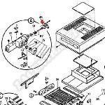 Laars 1211025 - Joint de régulateur de débit de chaudière Laars LLG