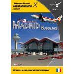 Mega Airport Madrid-Barajas X - Add-on pour Flight Simulator X-Flight et Simulator 2004 sur PC