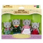 Epoch Sylvanian Families 3558 - Famille éléphant