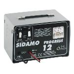 Sidamo Progress 12 - Chargeur de batterie 75Ah 150W (20303017)