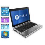 HP EliteBook 2560P - 12.5'' avec Core i5-2520M 2.50 GHz
