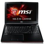"MSI GP62 6QE-810FR - 15.6"" avec Core i7-6700HQ 2.6 GHz"