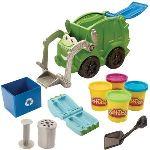 Hasbro Play-Doh - Super camion poubelle