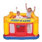 Intex Aire de jeux trampoline Jump-o-lene