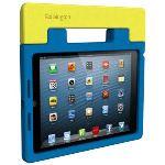 Kensington SafeGrip - Coque avec support et poignée pour iPad Air