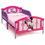Delta Children Lit Minnie Mouse pour fille (90 x 190 cm)