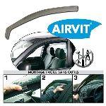 Airvit 211809 - 2 déflecteurs avant (1 droit et 1 gauche) pour Volkswagen Polo5 3d