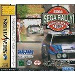 Sega Rally sur Saturn