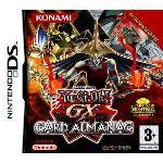 Yu-Gi-Oh! GX Card Almanac sur NDS