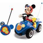 Simba Toys Quad radiocommandé Mickey
