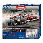 Carrera Toys Digital 132 - Circuit de voitures World F1 Champs 30157