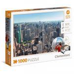 Clementoni Virtual Reality, New-York - Puzzle 1000 pièces