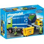 Playmobil 6110 City Action - Camion de recyclage