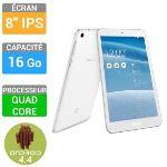 "Asus MeMo Pad 8 (ME181CX) - Tablette tactile 8"" 16 Go sous Android 4.4 KitKat"