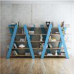 Tema home Bibliothèque Wind