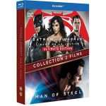 Coffret Man of Steel + Batman V Superman : l'Aube de la Justice
