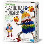 4M - Kidz Labs Kit green creativity : Sac monstre plastique