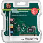 Digitus DS-33700-1 - Carte son PCI 7.1