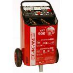 Lacme VAT 900 - Chargeur Démareur traditionnel avec variateur et télécommande pour batteries 12V et 24V