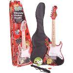 SBE34OFT - Pack Bob l'Eponge guitare électrique enfant 3/4
