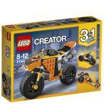 Lego 31059 - Creator : La moto orange