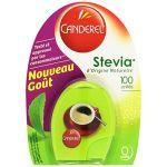 Canderel Green Stevia boîte de 100 unités