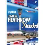 Mega Airport London Heathrow Xtended Add-on pour FS X sur PC