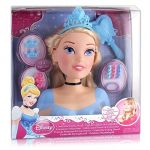 IMC Toys Tête à coiffer Cendrillon Disney Princess