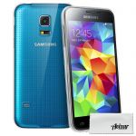 Avizar TPSKIN-CL-S5MI - Coque en silicone gel souple pour Galaxy S5