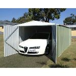 Foresta Absco AB 3060.02 - Garage en métal 17,52 m2