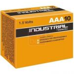 Duracell Industrial 10 piles AAA