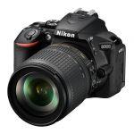 Nikon D5600 (avec objectif 18-105mm)