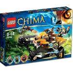 Lego 70005 - Legends of Chima : Le chasseur royal de Laval