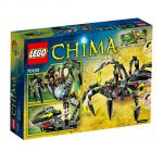Lego 70130 - Legends of Chima : Le tank araignée de Sparratus