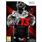 WWE'13 sur Wii